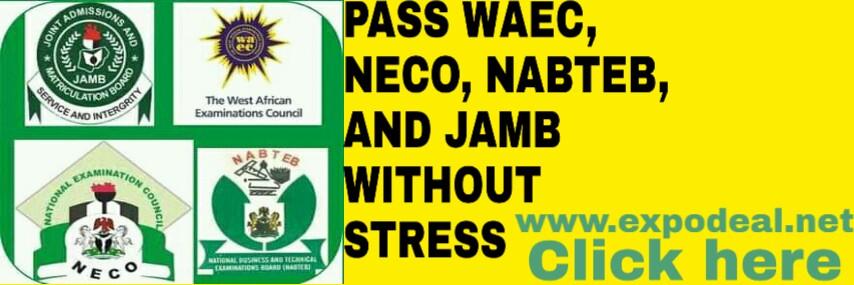 Pass WAEC