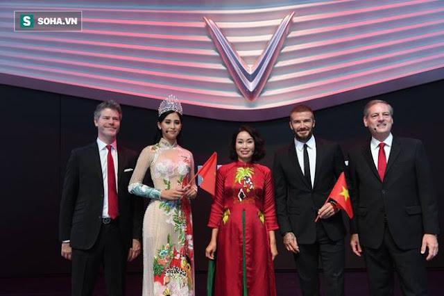 Vinfast tại triễn lãm Paris Motor Show
