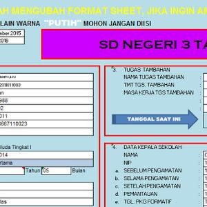 Download Berkas Aplikasi PKG Sesuai Tugas Guru Terbaru