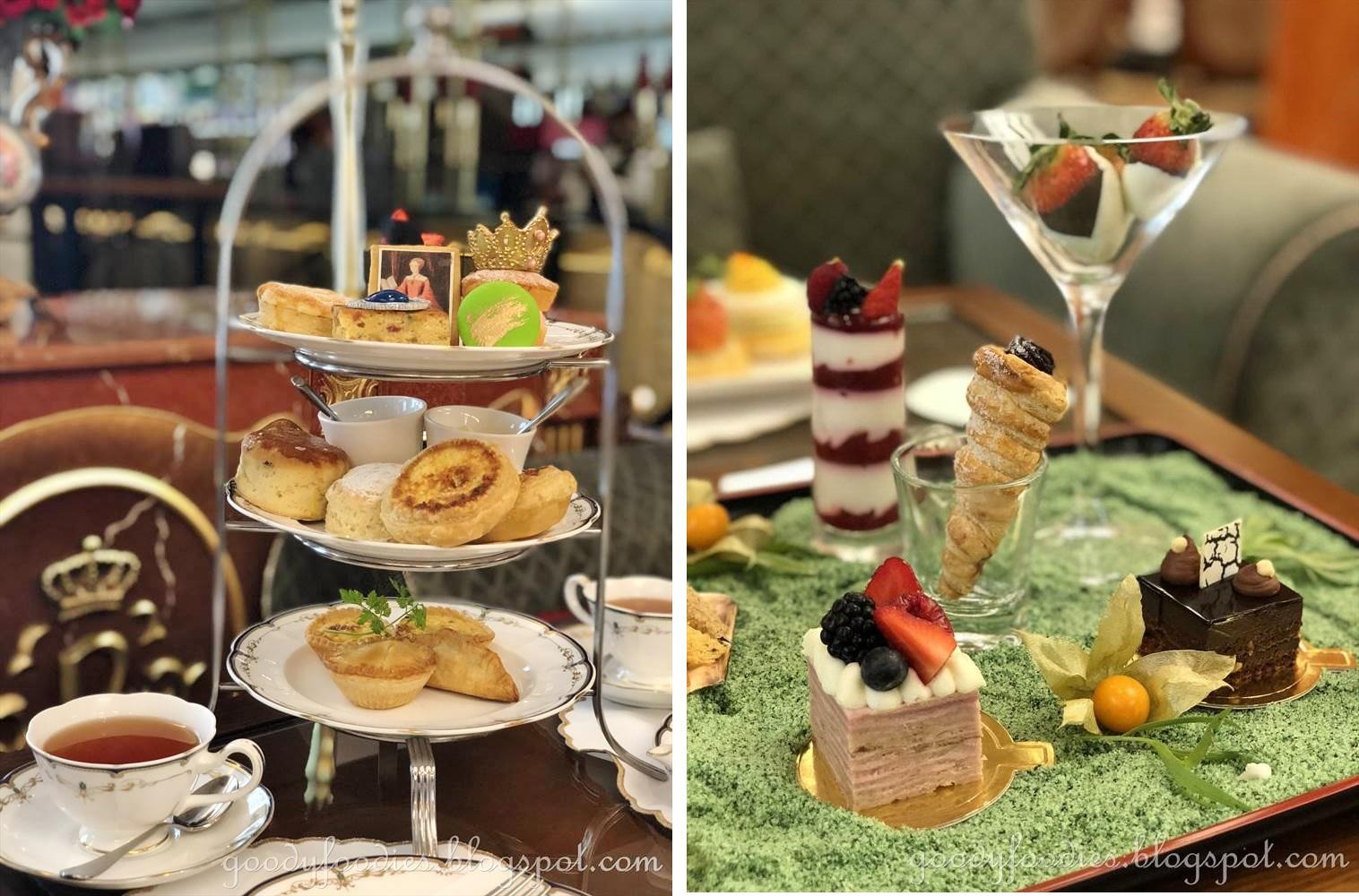 GoodyFoodies: Newens Tea House \'A Journey Through Tea\': April to ...
