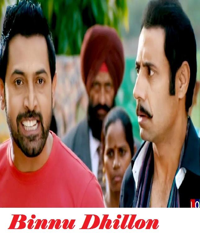 Binnu Dhillon 2019 Punjabi 720p HDRip 1GB Free Download