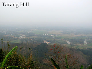 Chengi River from Tarang Hill