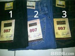 Wengler Celana Jeans Murah Bandung
