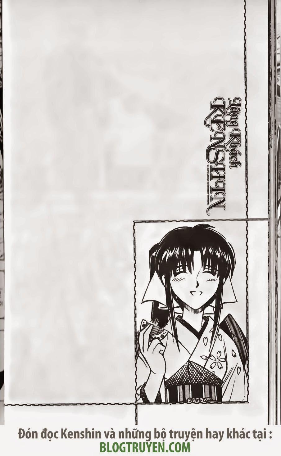 Rurouni Kenshin chap 162 trang 21