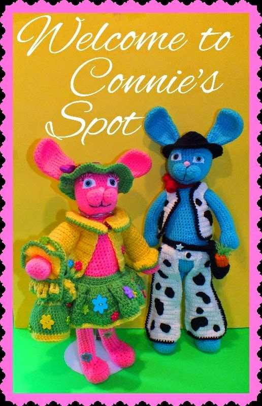 Shop Connie's Spot© & Connie Hughes Designs© Paid & Free Pattern Store on Craftsy!