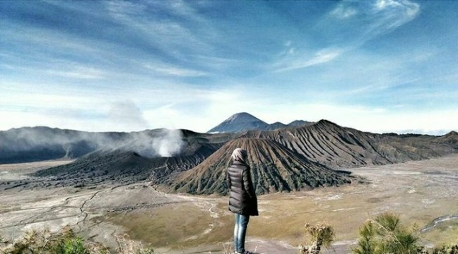 Penanjakan 2 atau seruni view point bromo