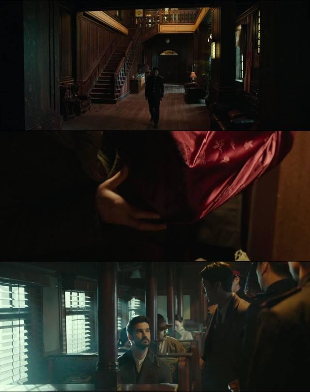 El imperio de las sombras (2016) HD 1080p y 720p Latino