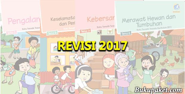 Buku Tematik Kelas II Semester 2 Revisi 2017