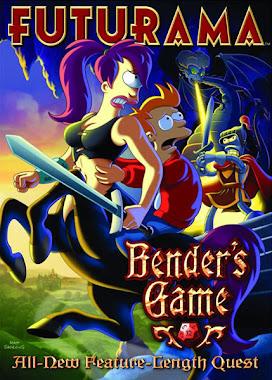Futurama el Juego de Bender [Benders Game] La Pelicula [DVDRip] Español Latino Descarga 1 Link