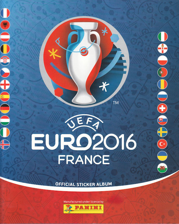 football cartophilic info exchange panini uefa euro 2016 france 02 checklist. Black Bedroom Furniture Sets. Home Design Ideas