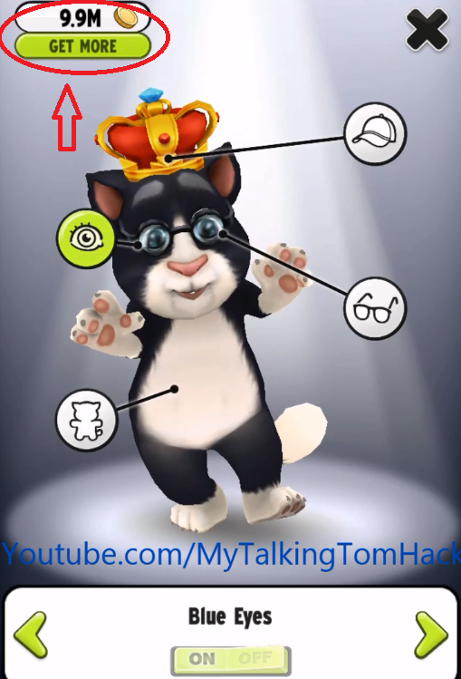 my talking tom hack ios android