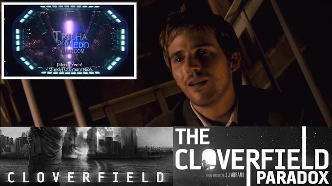 Cloverfield e The Cloverfield Paradox tem uma conexão SURPREENDENTE