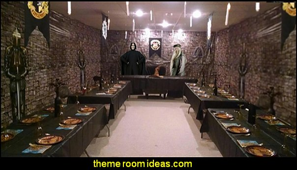 Harry Potter Stone Wall Backdrop Party Harry Potter
