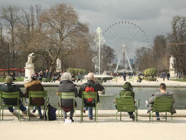 Paris... mais uma vez... Paris