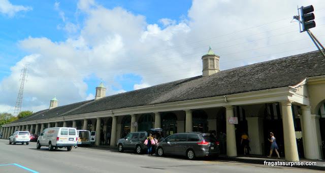 French Market, Nova Orleans