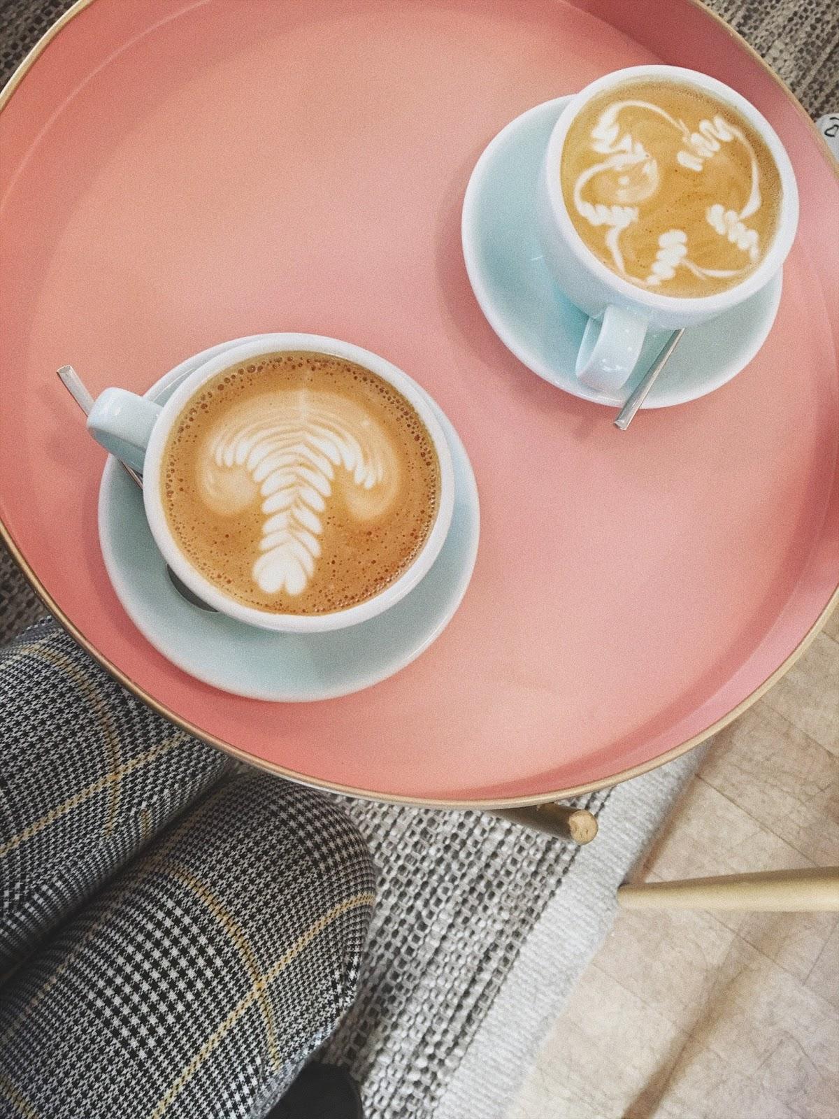 Coffeedesk Varšuvą
