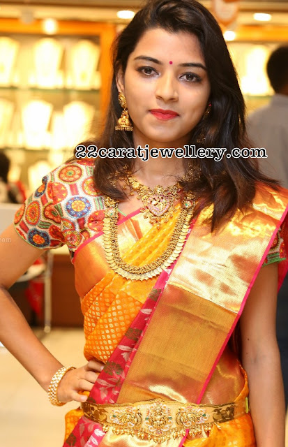 Swetha Ravuri Jewellery Designs