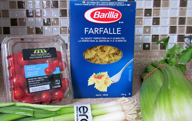 Barilla Pasta Salad Ingredients