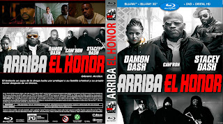 BLU RAY Honor up – ARRIBA EL HONOR 2018 [COVER DVD]