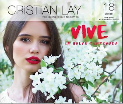 Campaña 18 Cristian Lay Mexico 2016