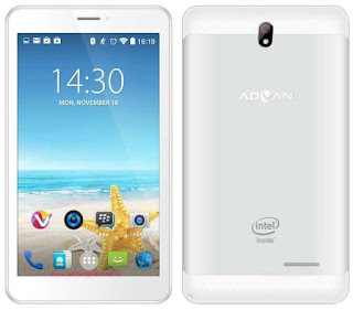 Cara Flash Tablet Advan S7 100% Sukses