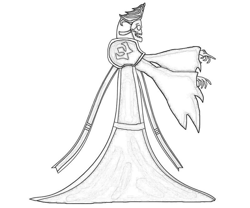 Monster Legends Characters Coloring Pages Coloring Pages