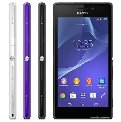 HP Android Sony Xperia 2 Jutaan Xperia M2