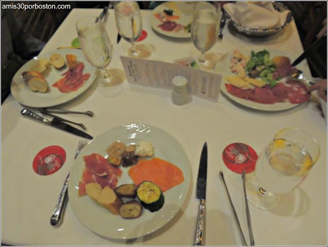 Menú de la Dine Out del Restaurante Fogo De Chao