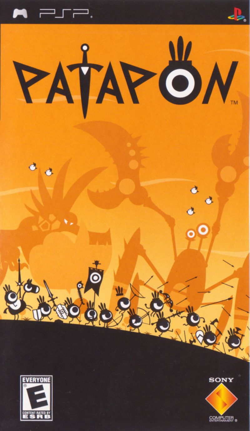 Patapon - PSP - ISO Download