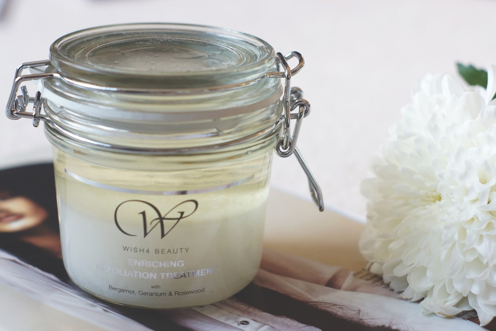 Wish 4 Beauty Enriching Exfoliation Treatment Hello Freckles