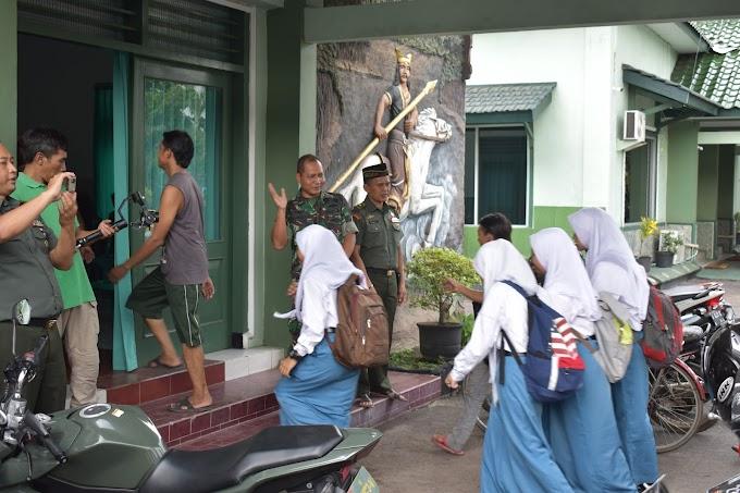 Jum'at Barokah (JUMBAR) Kodim 0819 Pasuruan Semakin Diserbu Masyarakat