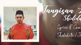 Lirik Lagu Tangisan Lebaran - Shidi Data