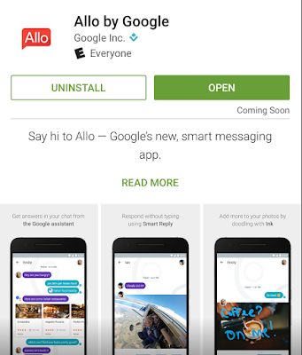 allo freee apk from google