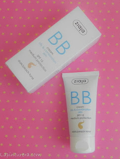 BB cream pieles mixtas y grasas