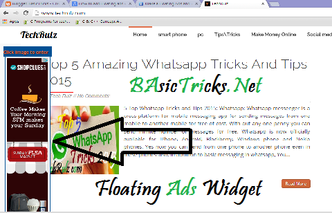 floating-ads-widget-blogger-javascript
