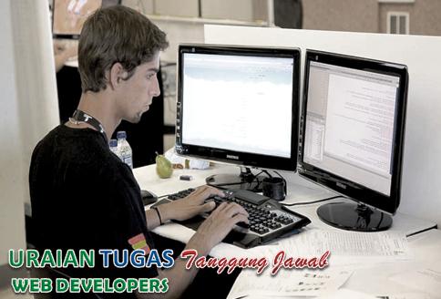 Uraian Tugas Web Developers
