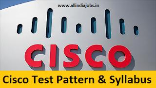 Cisco Test Pattern