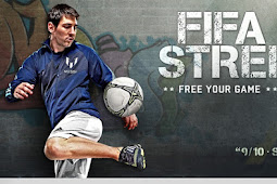 How to Free Download and Play Game Fifa Street 4 for Computer PC or Laptop