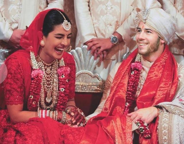 Priyanka Chopra Nick Jonas Wedding