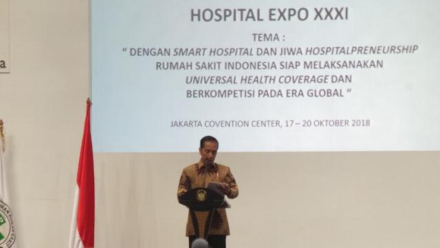 Semprot BPJS Kesehatan, Jokowi: Masa Bayar Utang Rumah Sakit Sampai Presiden, Kebangetan