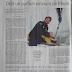 Revue de Presse 8 juin 2018 (La Libre - Belgique)