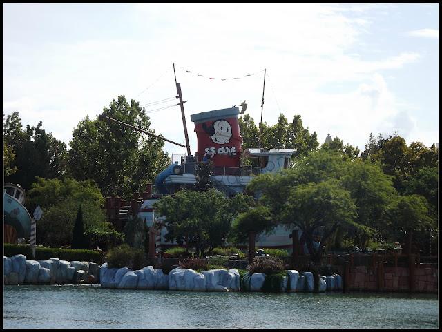 Popeye Playland