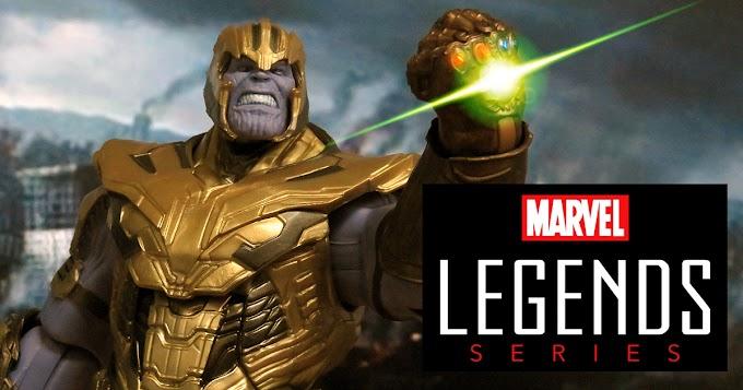 Marvel Legends Avengers Endgame wave review: Ronin, Hercules, BAF Thanos