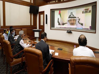 13th India-UAE Joint Commission Meet on Trade, Economic, Technical Cooperation