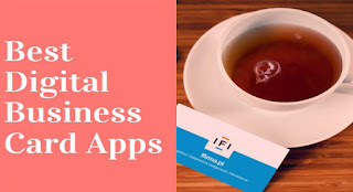 Best Digital Business Card Apps Ki Jankari