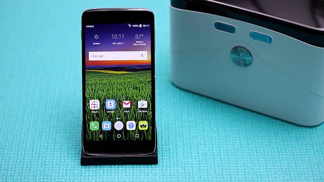 Smartphone IDOL4 Caracerísticas Diseño