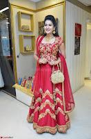 Jenny Honey in Stunning Dark Red Anarkali Dress at Splurge   Divalicious curtain raiser ~ Exclusive Celebrities Galleries 012.JPG