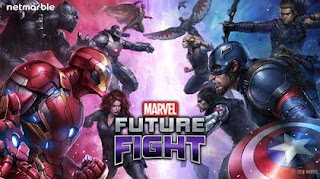 netmarble, marvel, future fight, Android games, iOS games