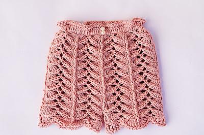 7 - Crochet IMAGEN Pantalón a juego con chambrita a crochet muy fácil y rápida. MAJOVEL CROCHET