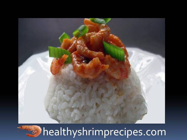 Szechuan shrimp recipe